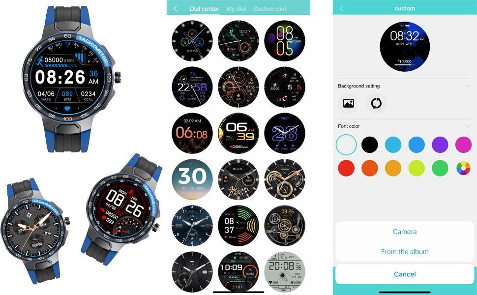 smart watch face