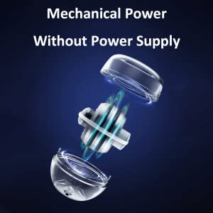Wrist ball mechanical power