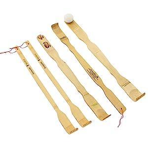 backscratcher back scratcher wood wooden bamboo