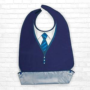 Classy Pal Tie Design Pocket