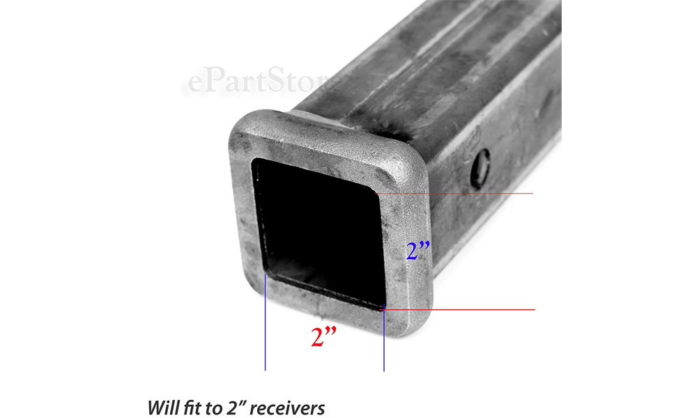 Hitch Cover Plug