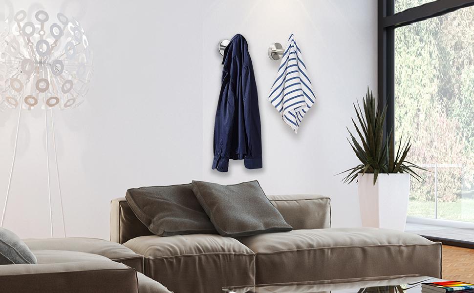 Towel hook Coat hook