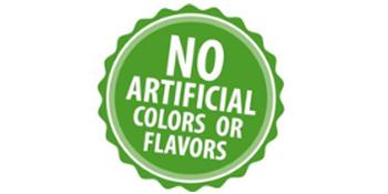 no artificial