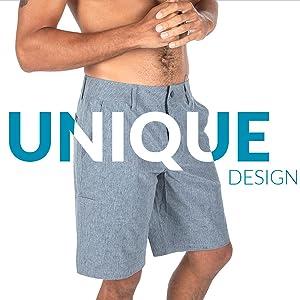 mens hybrid shorts beach wear
