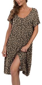 Fp-leopard Khaki