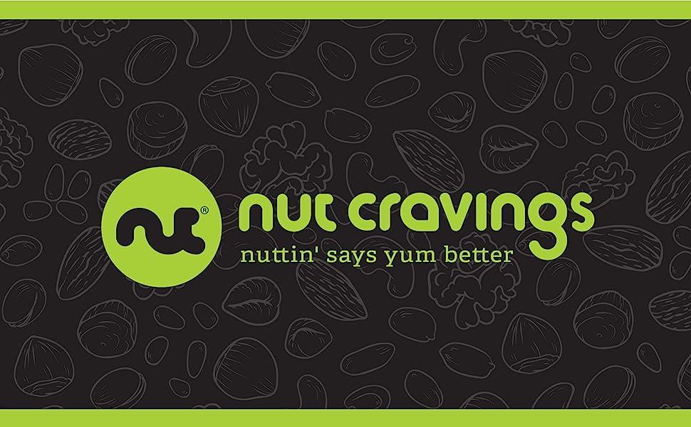 Nut Cravings banner