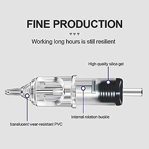 fine production
