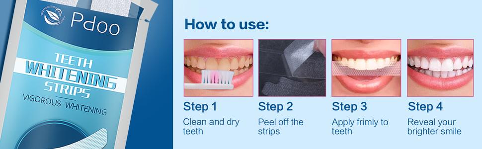 teeth strip