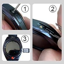smart watch slot