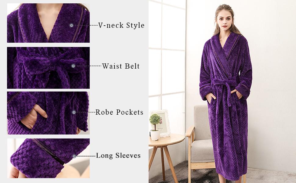 Womens Bath Robes