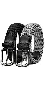 Stretch Elastic Braided Belt