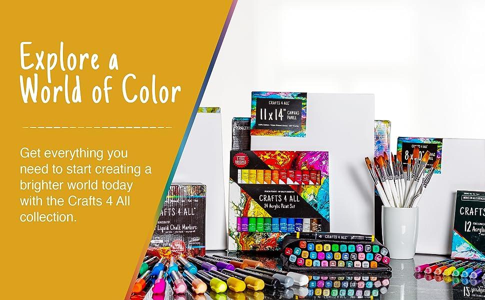 explore a world of color