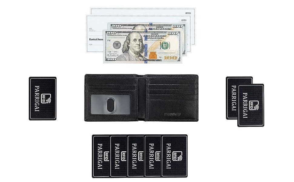 parrigai wallet