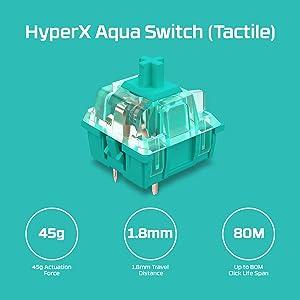 HX Aqua Switch