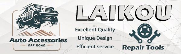LAIKOU brand logo