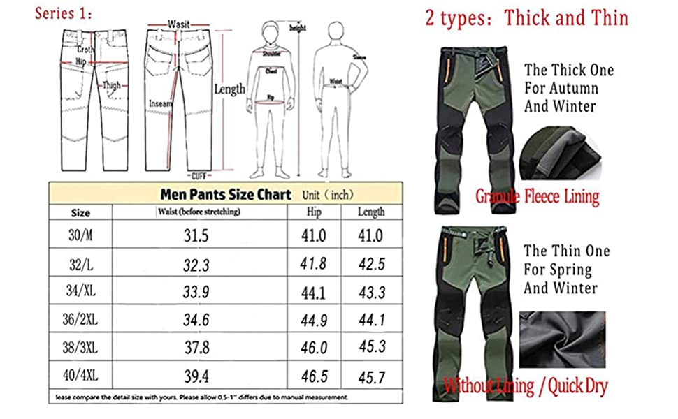 Tactical Assault Cargo Work Outdoor Athletic Quick Dry Durable Breathable Lightweight Pants for Men