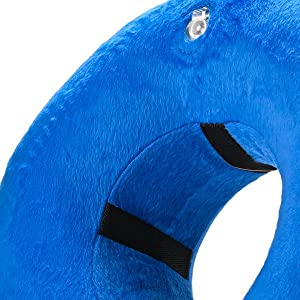 Yeuca Pet Recovery Inflatable Collar for Dogs