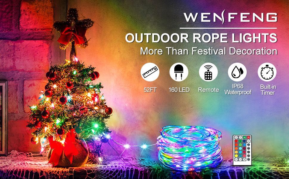 outdoor rope lights