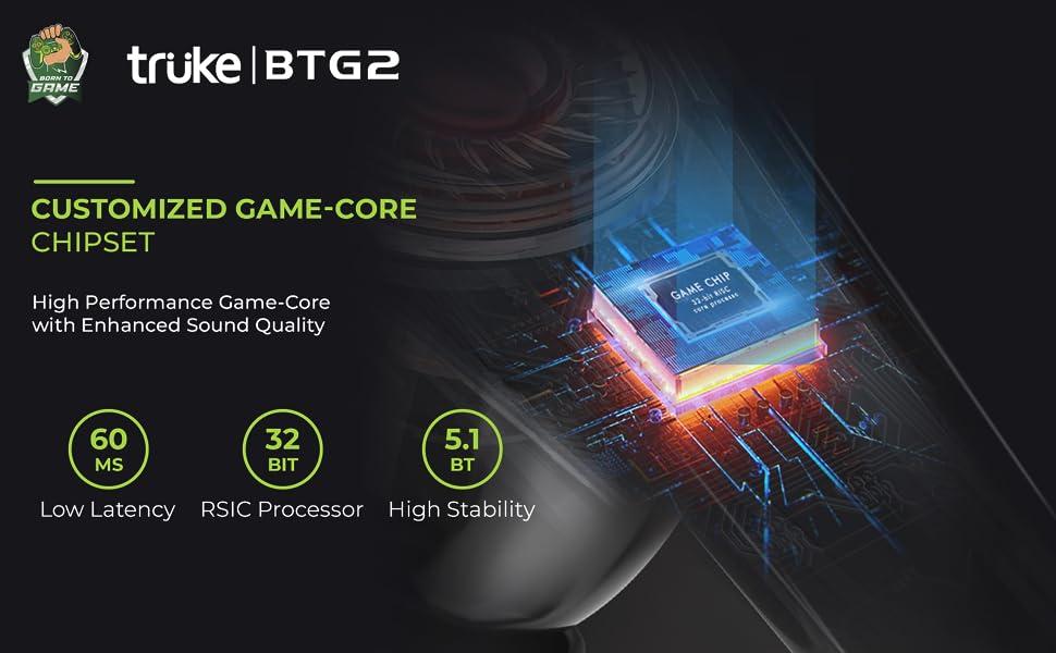 truke BTG 2 Game Core Chipset