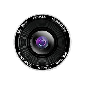 Zowietek PTZ Streaming Camera Optics 20X