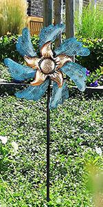Metal Wind Sculpture