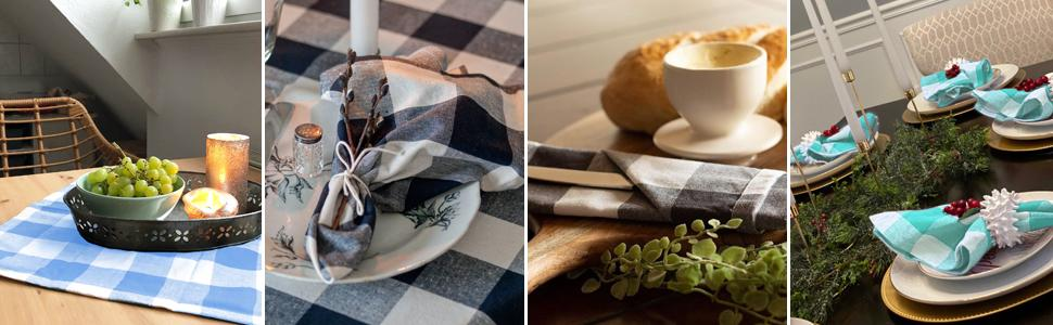 Kitchen Towels - Soft and Smooth: