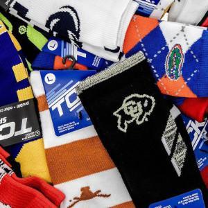 NCAA socks