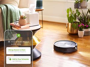iRobot Roomba j7 (7150) Wi-Fi Connected Robot Vacuum