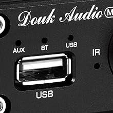 AUX/ BT/ USB Inputs