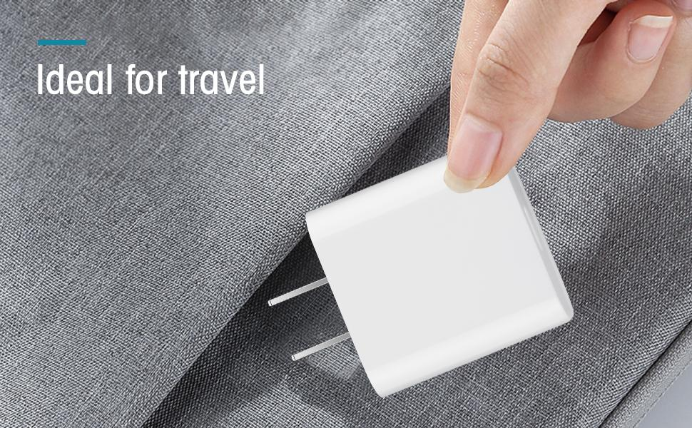 Ideal for travel