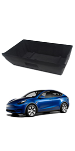 Under Seat Storage Box for 20-22 Tesla Model Y