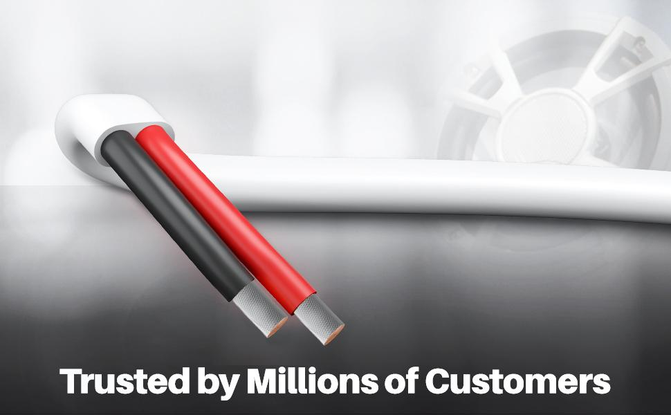 Trusted by Millions of Customers