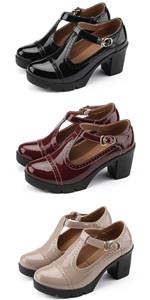 Womenamp;amp;amp;#39;s Platform Dress Shoes Pumps