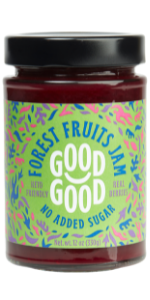 keto diabetes no added sugar natural fruit berry jam