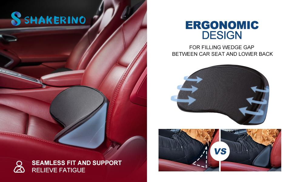 Lumbar Support for Car or Chair