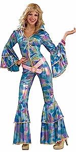 Women's Disco Jumpsuit