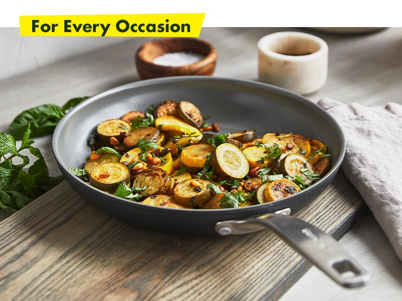 GreenPan, Chatham, Healthy Ceramic Nonstick, Cookware set, griddle, versatile, pfoa free, durable