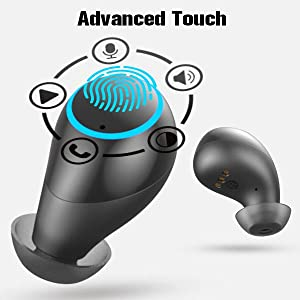 advanced touch