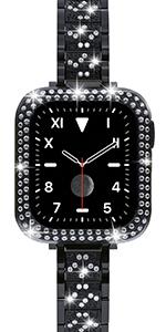 apple watch band black