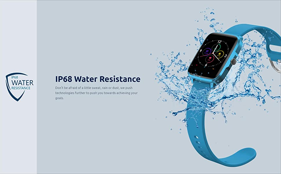 Styx Neo - Water Resistance