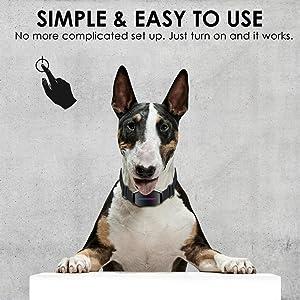 dog bark shock collar anti barking device bark collar for large dog shock collar for barking