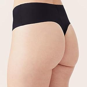 b.bare hi-waist thong
