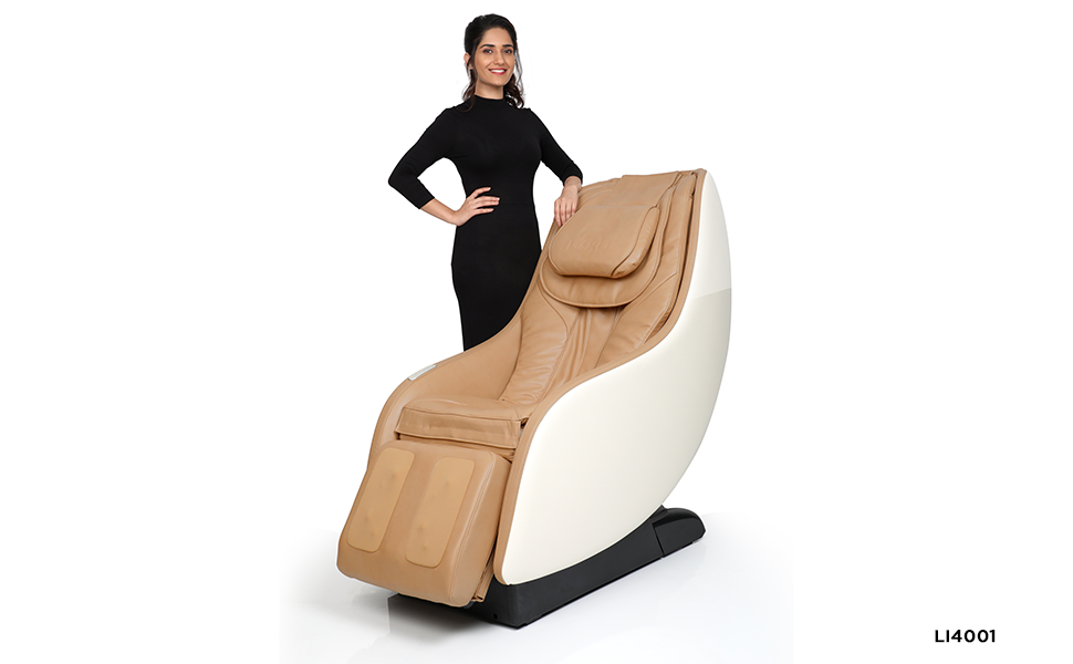 LI4001 SPN-BNB85 massage chair for home full body legs recliner back pain relief automatic
