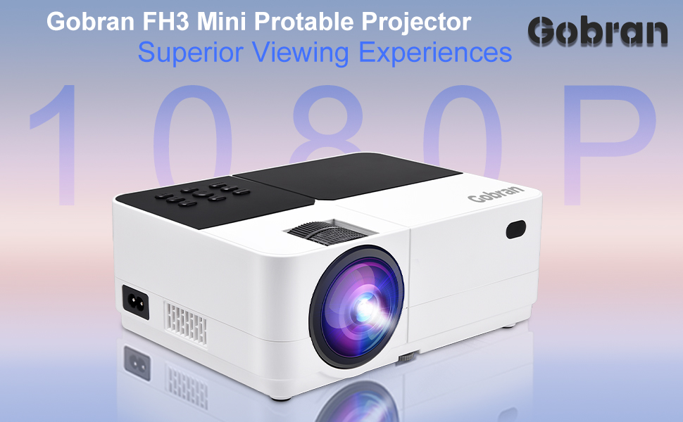 Mini protable projector