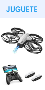 Potensic Mini Drone P7, Blanco