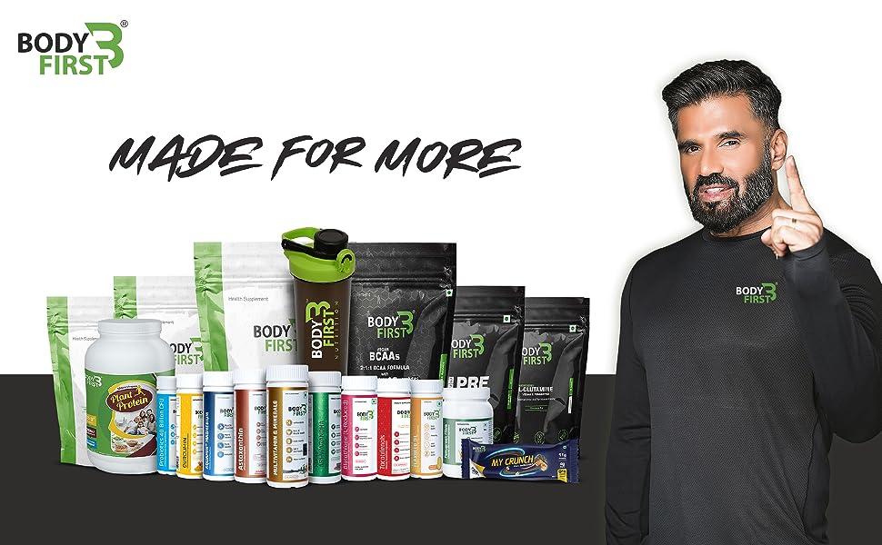 BodyFirst Wellness Nutrition