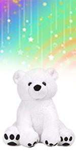 LED Or Musical Polar Bear