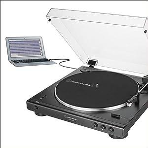 Covert your vinyls to digital