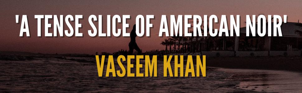 noir, crime, murder, American noir, lee child, Harlen Coben, police procedural, series, Vaseem khan