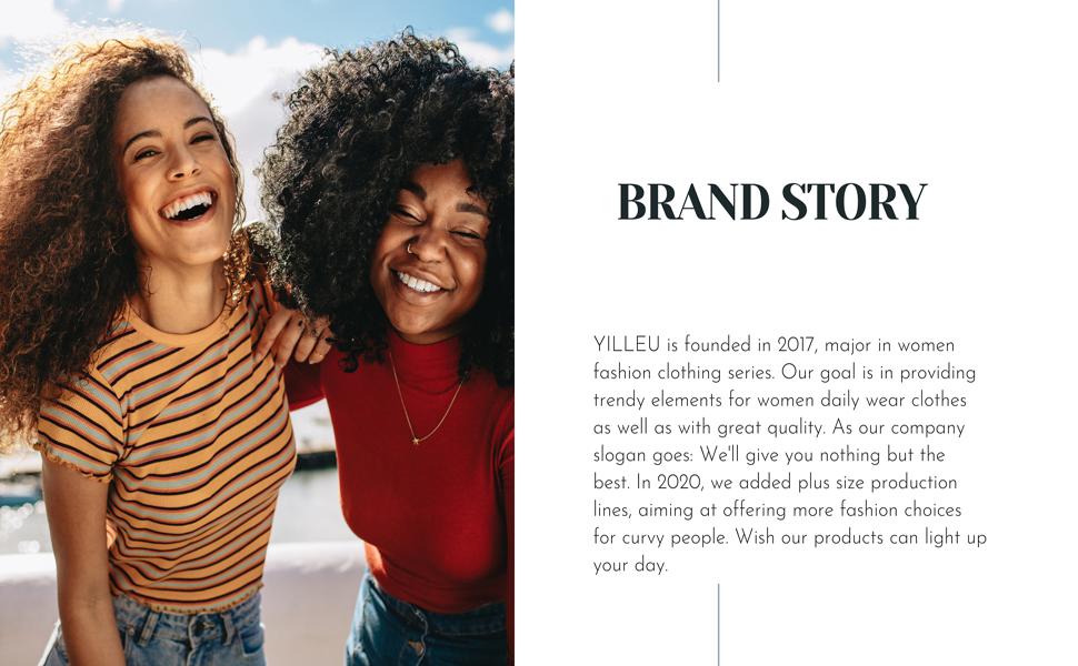 YILLEU brand story